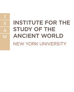 Logo Intitute for the Study of the Ancient World (ISAW)